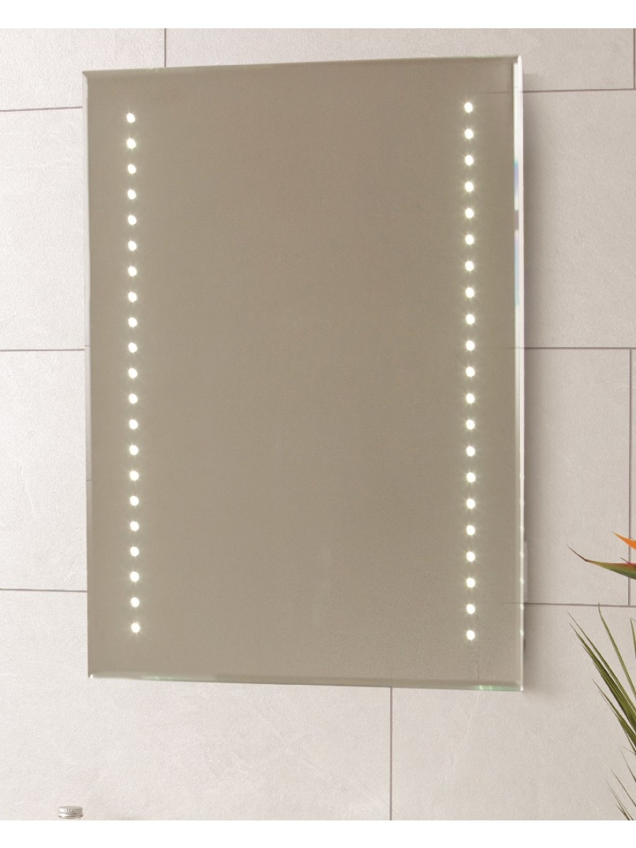 Logic LED Mirror 400 x 600