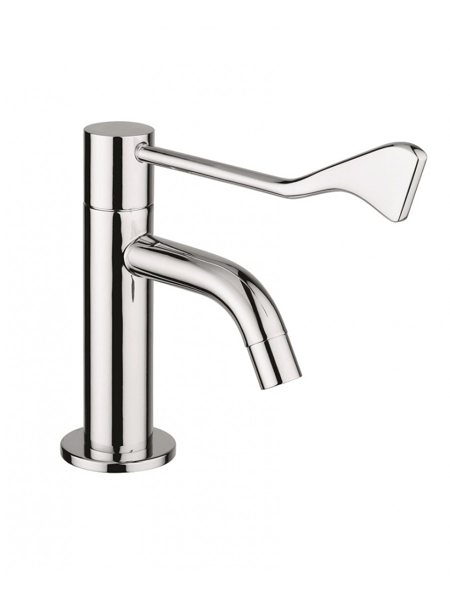 Minimalist Extended Lever Handle Basin Tap