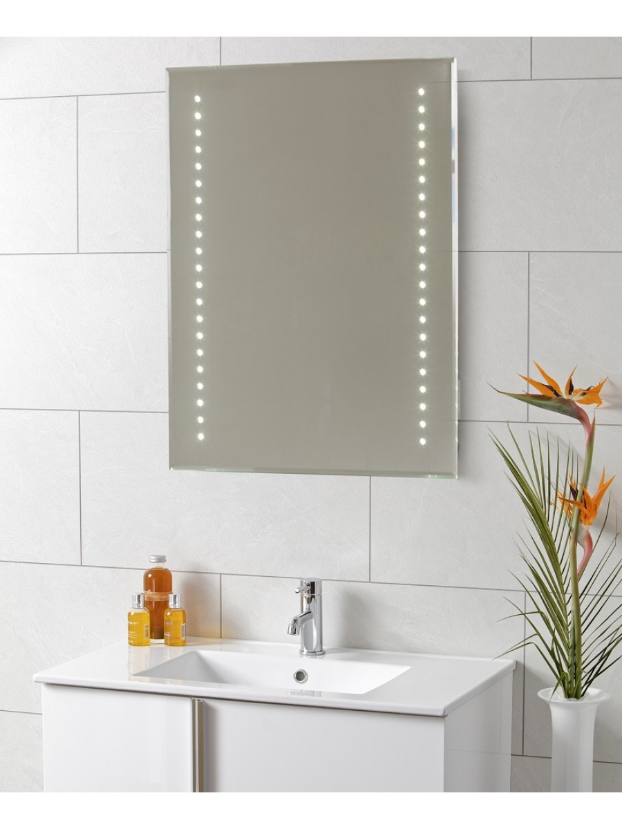 Logic led mirror 600 x 800 mirrors for Mirror 900 x 600