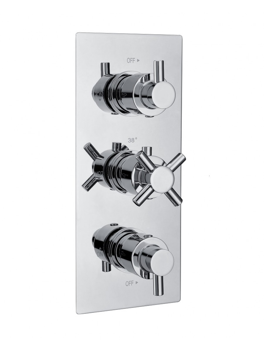 LIBRA Triple Control Shower Valve