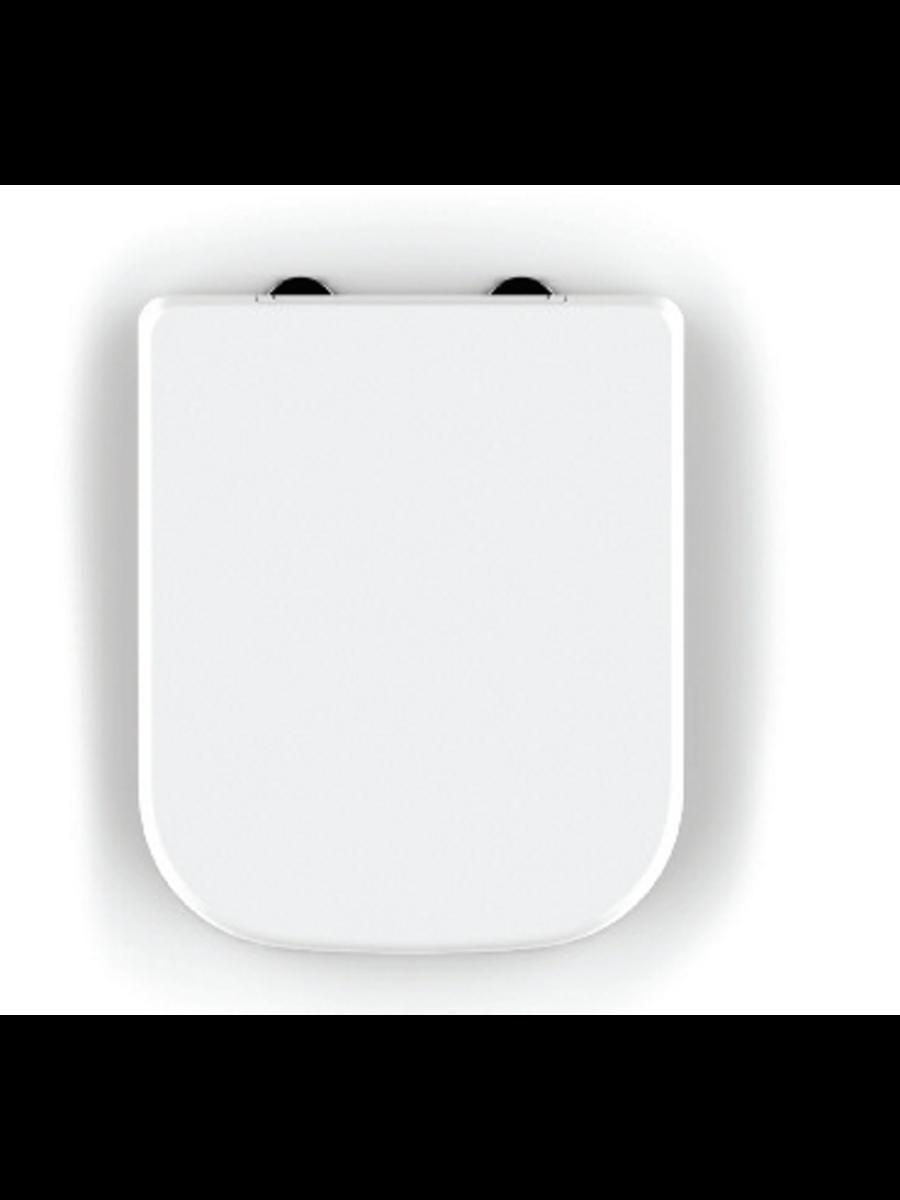 Omega Square Toilet Soft Close Quick Release Seat