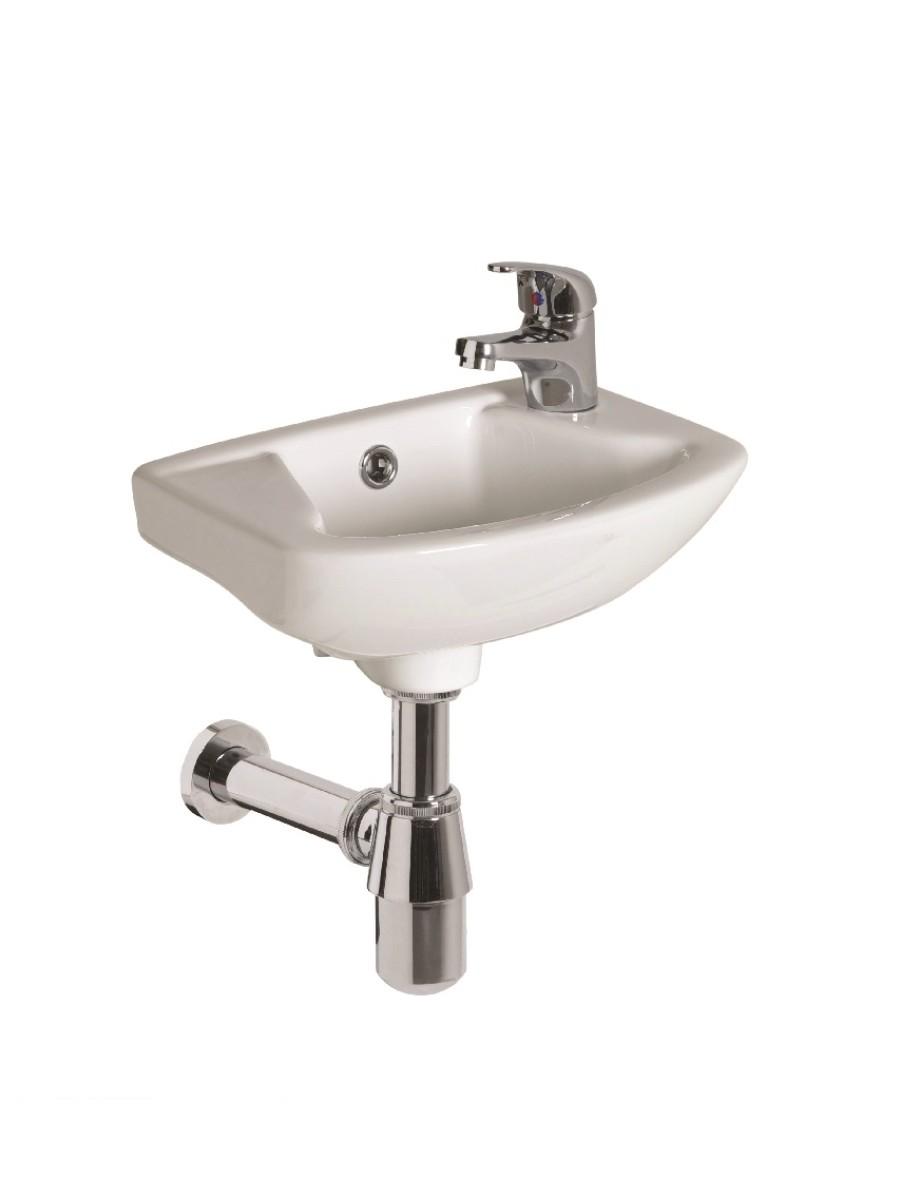 Strata 360 Cloakroom Basin 1TH