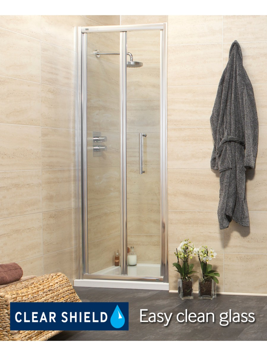 Revive 700 Bifold Shower Door - Adjustment 640-700mm