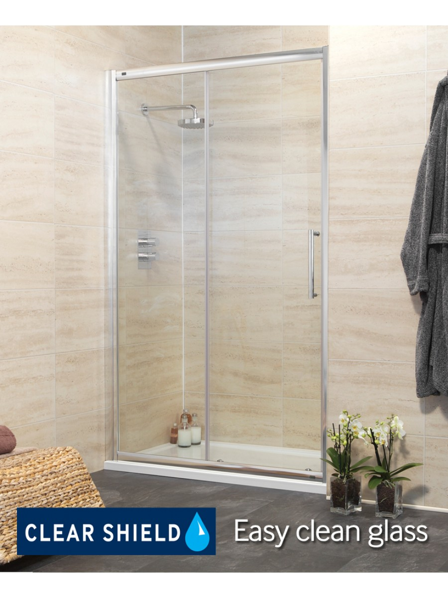 Revive 1100 Sliding Shower Door - Adjustment 1045-1100mm