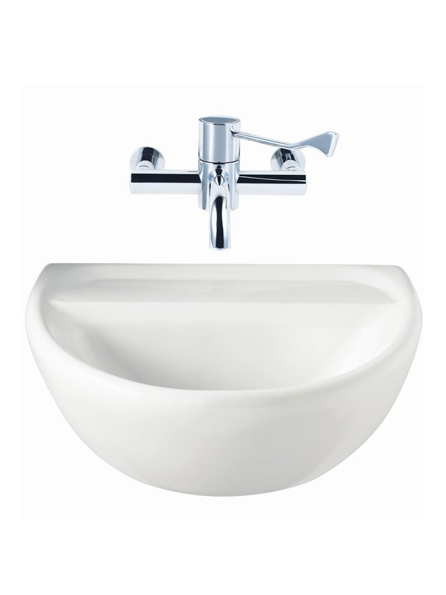 Sola Medical 500 Washbasin No Tap Hole