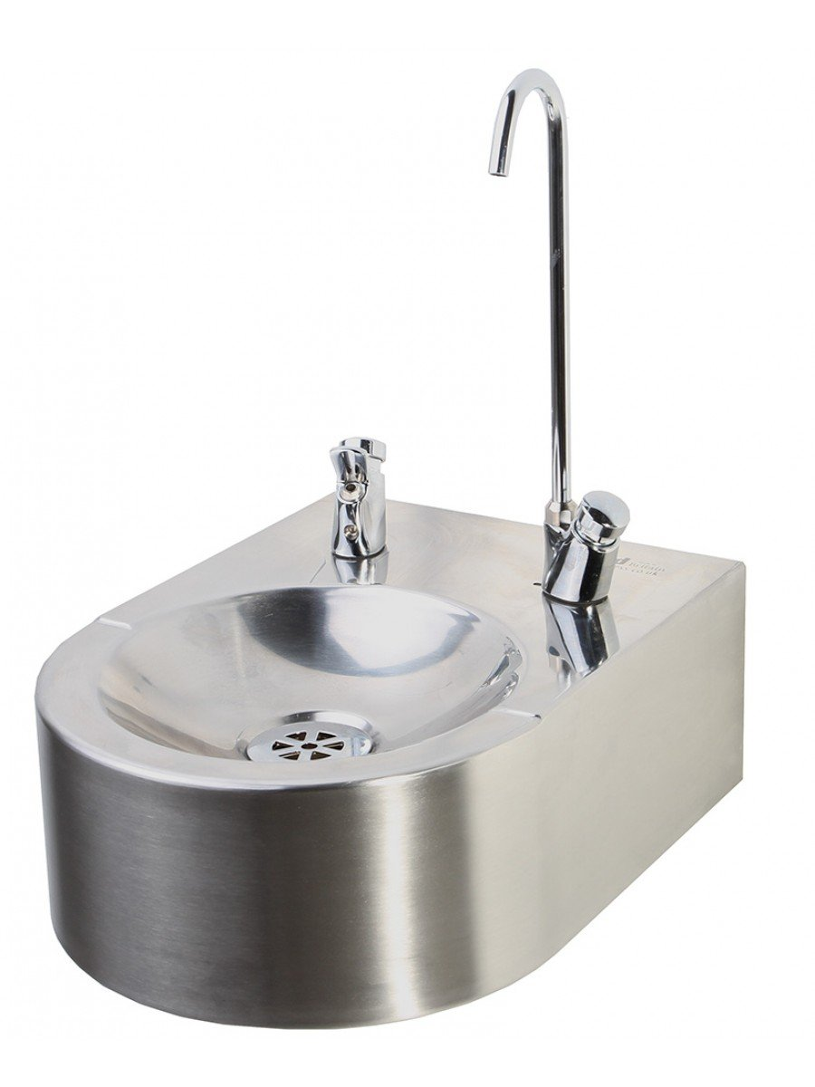 Bi-Level Bowls Classic Style Drinking Fountain M-C76B ... |Drinking Fountain