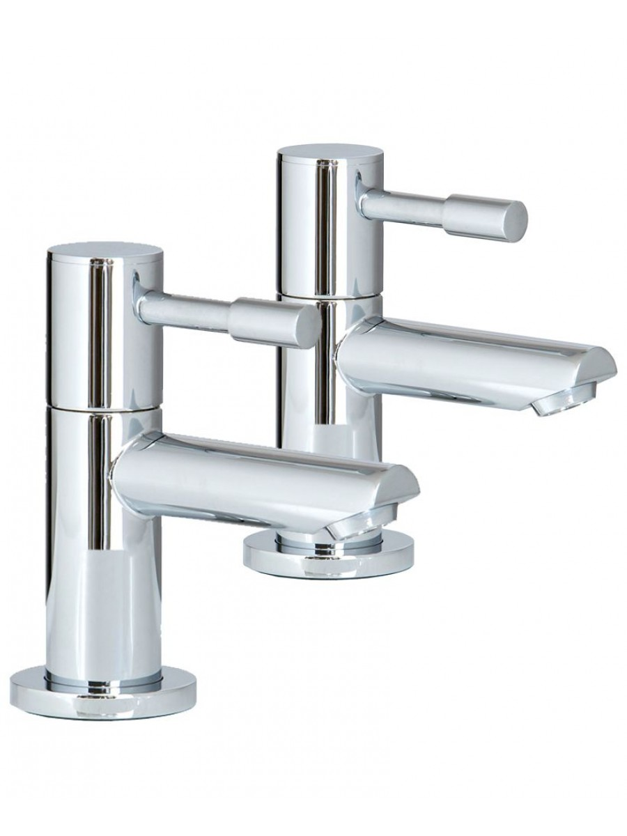 Series F Basin Taps