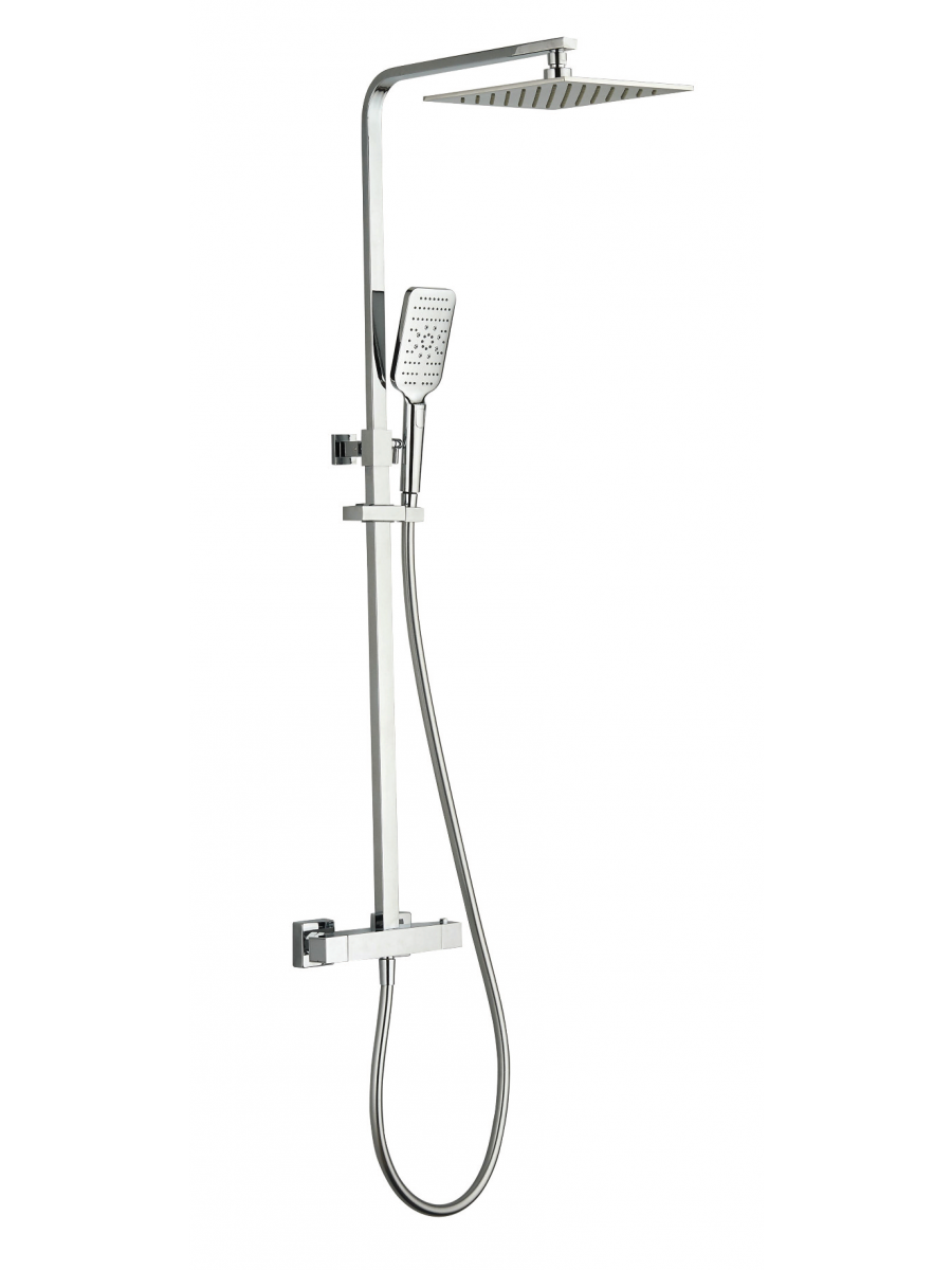Vela Luxury Thermostatic Shower Kit