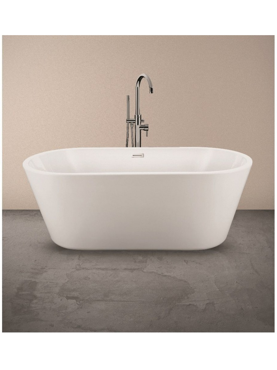 ... Zoe Freestanding Bath - 1695 X 750
