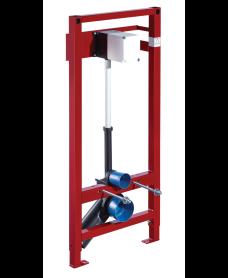 Schell Montus WC Mounting Module - Manual Flush