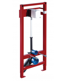 Schell Montus WC Mounting Module - Infrared Flush