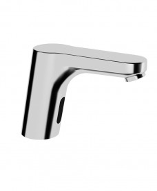 Hansa Clinica Electronic Basin Mixer - Mains
