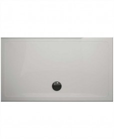 Kristal Surface 25mm 1600x800 Slimline Shower Tray and FREE 90mm Waste