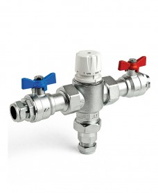 Intamix Pro V Group Mixing Valve 22mm