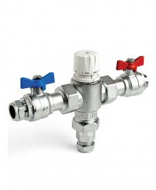 Intamix Pro V Group Mixing Valve 28mm