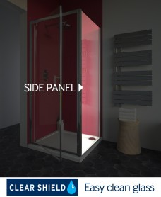 City Plus 800 Side Panel