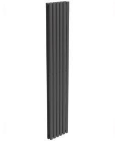 Amura Elliptical Tube Vertical Designer Radiator 1800 x 360