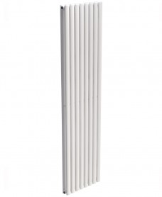 Amura Elliptical Tube Vertical Designer Radiator 1800 x 480