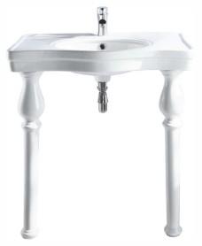 Alexandra 108 cm Console Basin & Legs