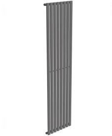 Amura Elliptical Tube Vertical Designer Radiator 1800 x 480