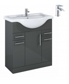 Belmont Gloss Grey 75 Pack-Corby - *Special Offer