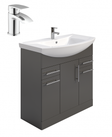 Belmont Gloss Grey 85 Pack-Corby - *Special Offer