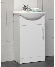 Belmont 45cm Vanity Unit - Special Offer*- includes Nena tap and waste
