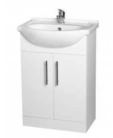 Belmont 65cm Vanity Unit - Special Offer* - includes Nena tap & waste
