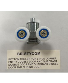 Style Range Bottom Rollers
