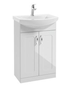 Bristol 55cm Vanity Unit & Basin