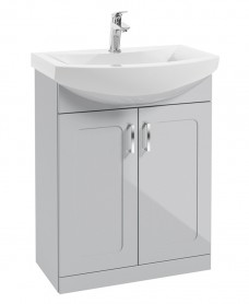 Bristol 65cm Floorstanding unit with Norfolk basin mixer  - *Special Offer