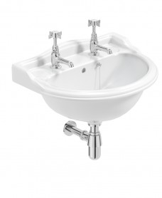 Cambridge 500 Basin - Duo Tap Hole