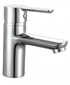 Nena Basin Mixer with FREE Click Clack Waste
