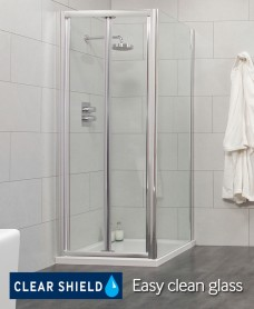 City 900 Bifold Shower Enclosure