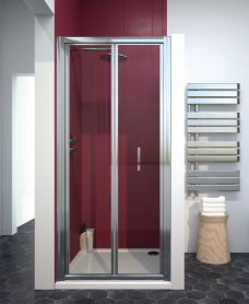 City Plus 1000 Bifold Shower Door
