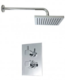 Celso Thermostatic Shower Valve Kit E