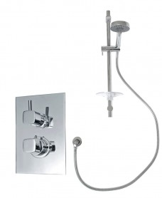 Celso Thermostatic Shower Valve Kit H