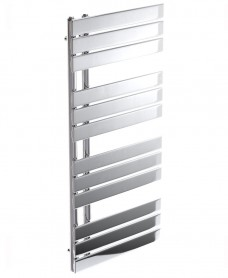 Como 1126 x 550 Heated Towel Rail