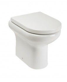Compact Rimless Standard Height BTW WC