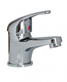Cosmos Basin Mixer with FREE Click Clack Waste