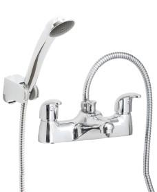 Cosmos Deck Mounted Bath Shower Mixer
