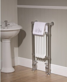 Croft 940 x 475 Heated Towel Rail