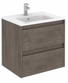 Dijon Samara Ash 60 Vanity Unit and SLIM Basin