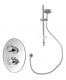 "Dualtherm 1/2"" Shower Valve Kit F"