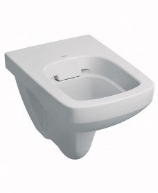 Energy E100 Square Rimfree® Wall Hung Toilet pan