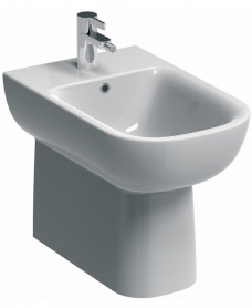 E500 Back To Wall Bidet