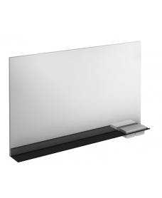 Edge 120cm Mirror & Shelf