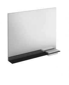Edge 90cm Mirror & Shelf