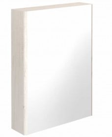 Ella 60 Light Wood Mirror Cabinet