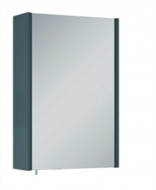 Otto Plus Gloss Grey 42 Mirror Cabinet